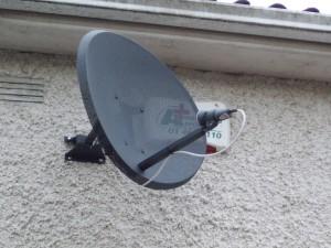 Foreign Satellite Dish Installations