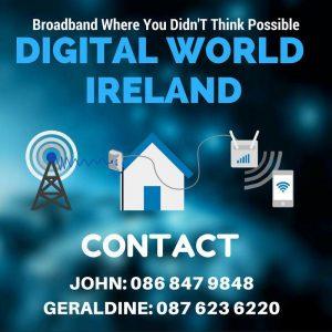 Rural 4g Broadband