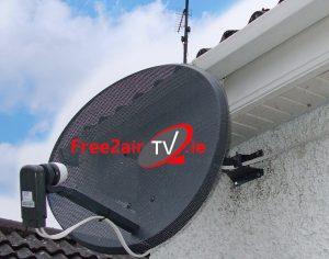 Satellite Dish Installer & Repairs Skerries