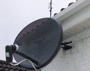 Satellite Mini Dish