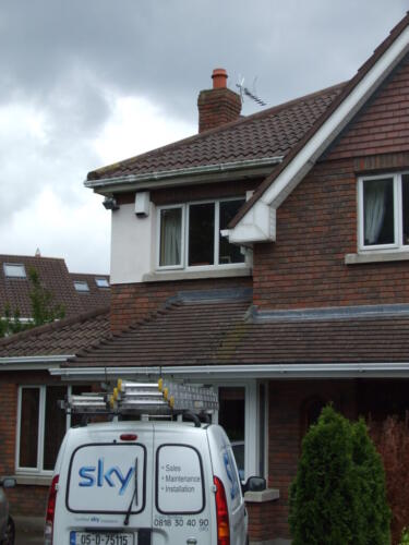 Sky Repair in Dalkey